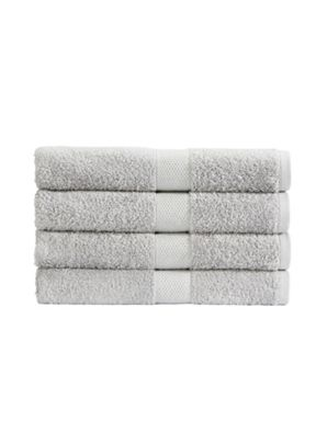 Christy Portobello towel range in silver