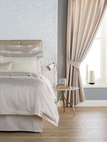 Christy Tempo curtain range in oyster