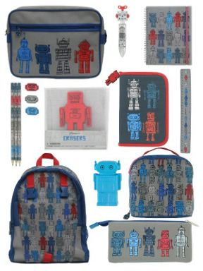 Paperchase Robots collection