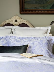 Westbury bed linen range in Hyacinth