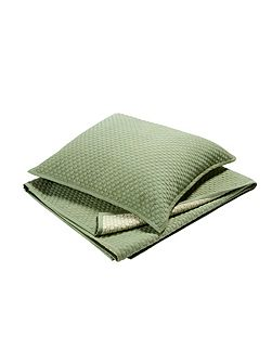 Loops queen throw loden