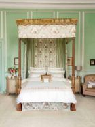 Christy Arley bed linen range in Cream