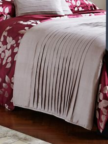 Louis coffee silk bedspread