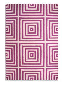 Plantation Rug Co. Frankie plum rug range
