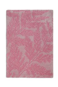 Plantation Rug Co. Leaf Pink Wool Rug Range