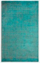 Plantation Rug Co. Oceans Wool/Viscose Distressed - 120x170 Teal