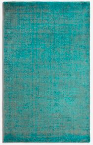 Plantation Rug Co. Oceans Wool/Viscose Rug Range - Teal