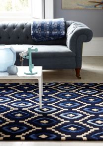 origin black rug range