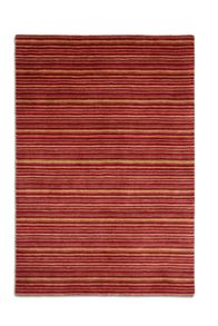 Plantation Rug Co. Season red rug range