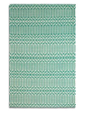 Plantation Rug Co. Serengeti 100% Wool Rug Range - Green