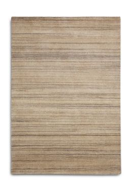 Plantation Rug Co. Simply Natural 100% Wool Rug Range - Tan