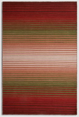 Plantation Rug Co. Undertones red rug range