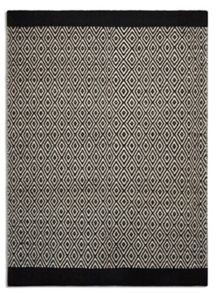 Plantation Rug Co. Belle 100% Wool Rug Range - Diamond