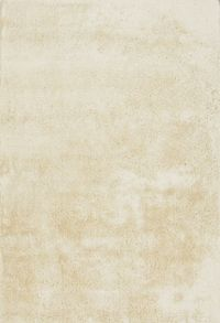 Plantation Rug Co. Footsie Ultra Soft Rug Range - Ivory