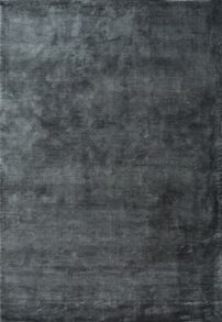 Plantation Rug Co. Sade Soft Polyester Rug Range - Charcoal