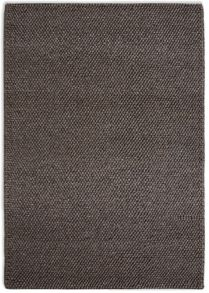 Plantation Rug Co. Loopy brown Viscose & Wool Rug Range