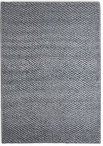 Plantation Rug Co. Loopy Light Grey Viscose/Wool Rug Range