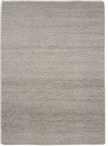 Plantation Rug Co. Loopy Oatmeal Viscose & Wool Rug Range