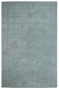 Plantation Rug Co. Universal Mint 100% wool Rug Range
