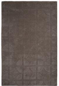 Plantation Rug Co. Universal Brown 100% Wool Rug Range