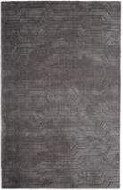 Plantation Rug Co. Circuit 100% Wool Rug - 120x170 Slate