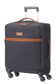 Samsonite Lite Cube DLX Eclipse Blue Luggage Set