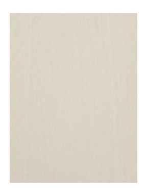 Linea 100% cotton percale bed linen in Ivory