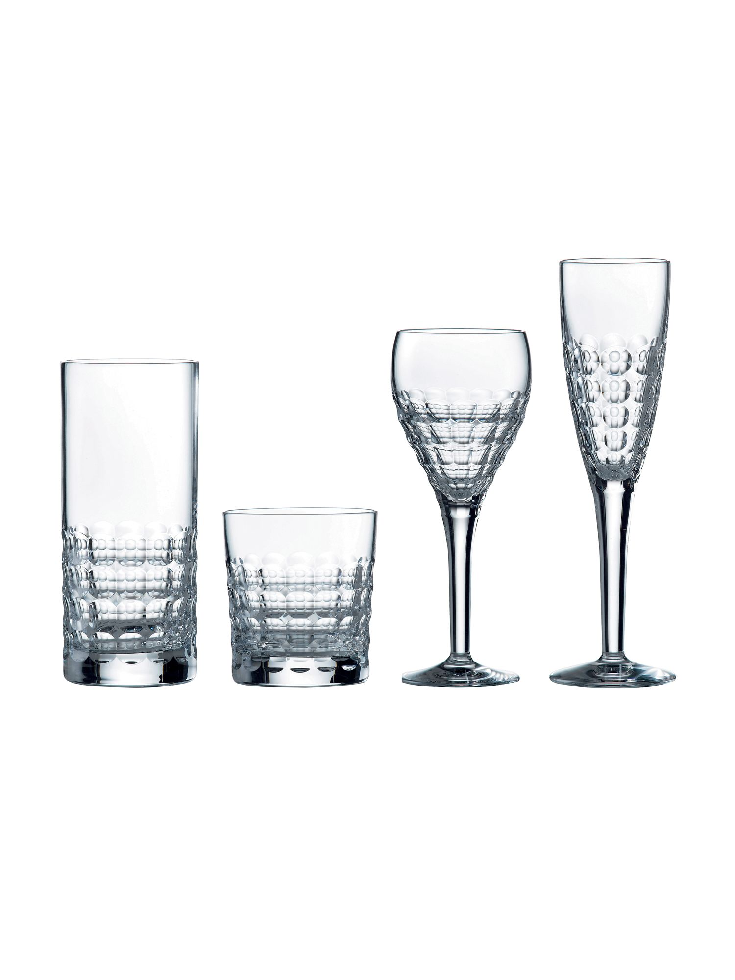Richmond Glassware Range