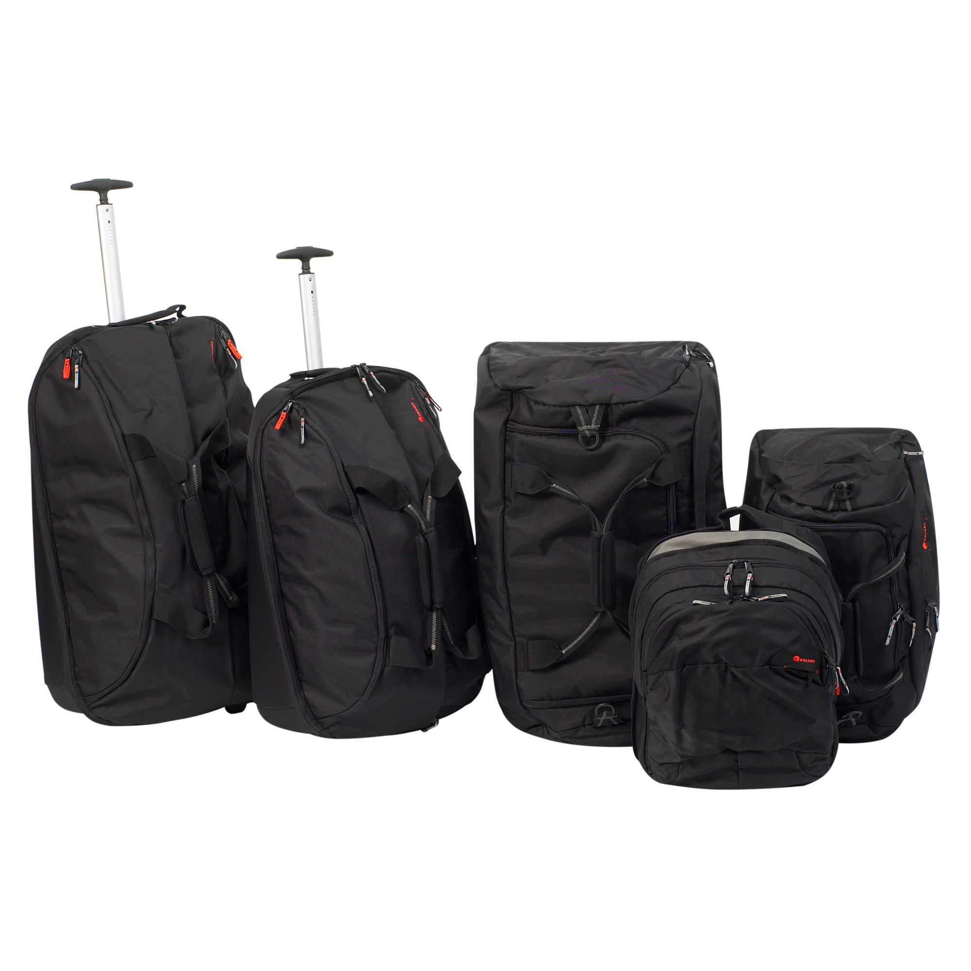 Medium duffle trolley