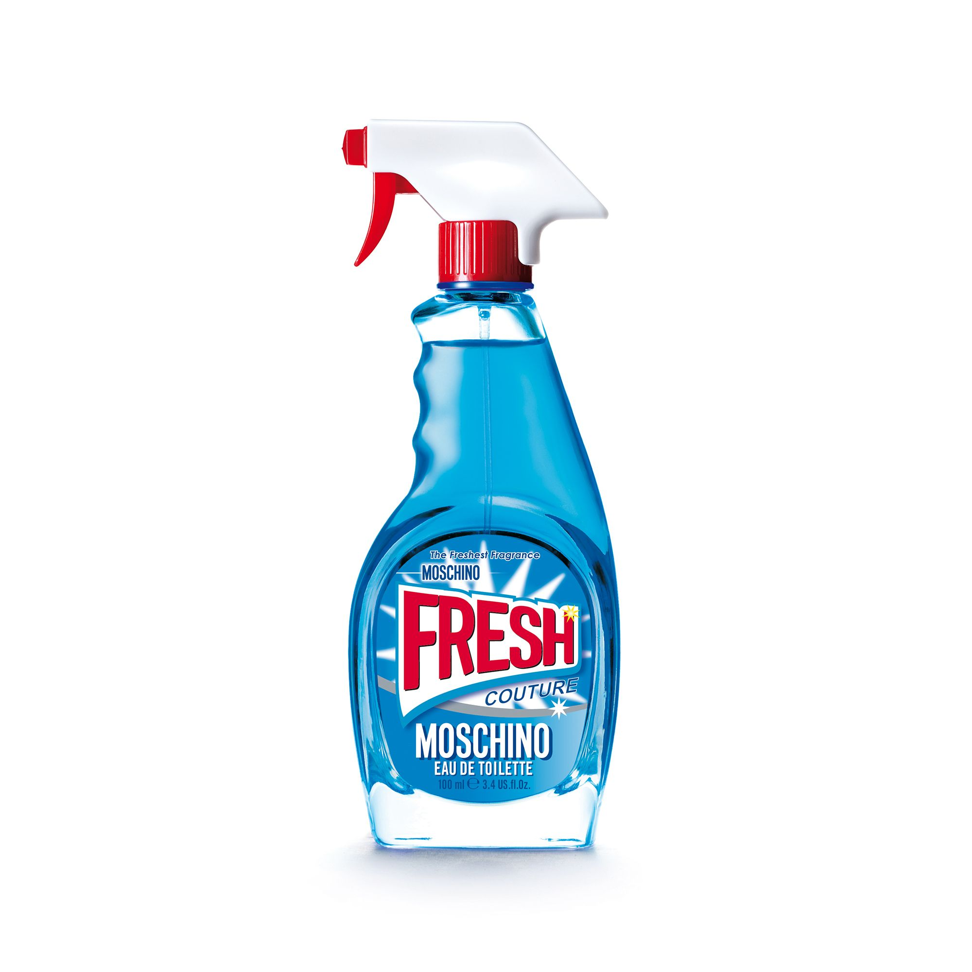 Moschino Moschino Fresh Couture Eau de Toilette 100ml