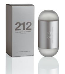 Carolina Herrera 212 for women eau de toilette