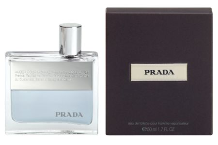 Prada Men`s eau de toilette 50ml