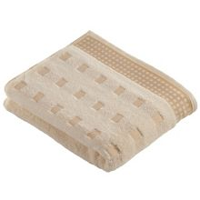 Country towel range in ivory