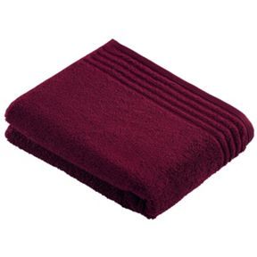 Vossen Vienna style bath towel range grape