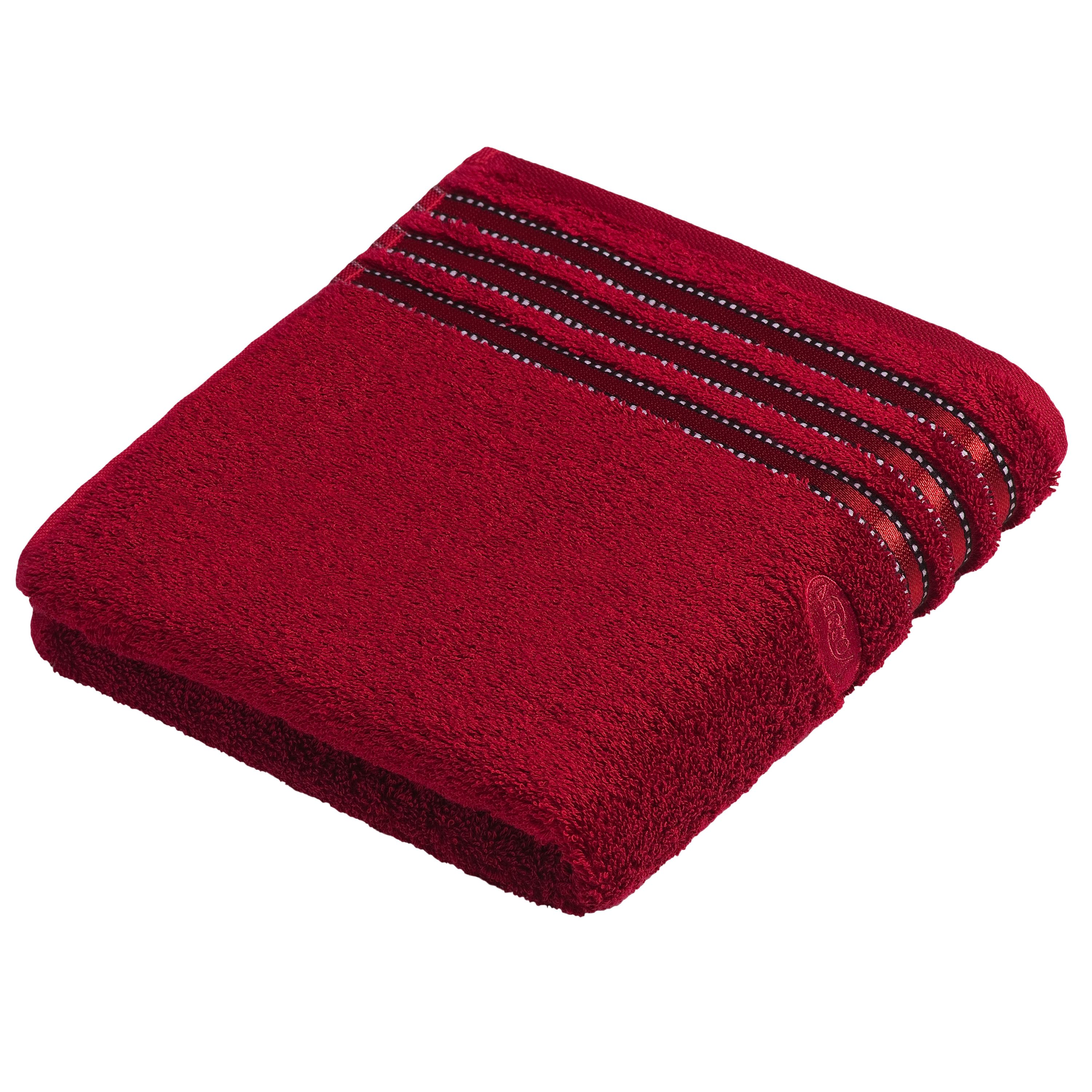 Cult de lux ruby towel range
