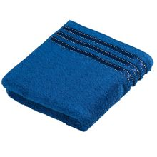 Cult de lux deep blue towel range