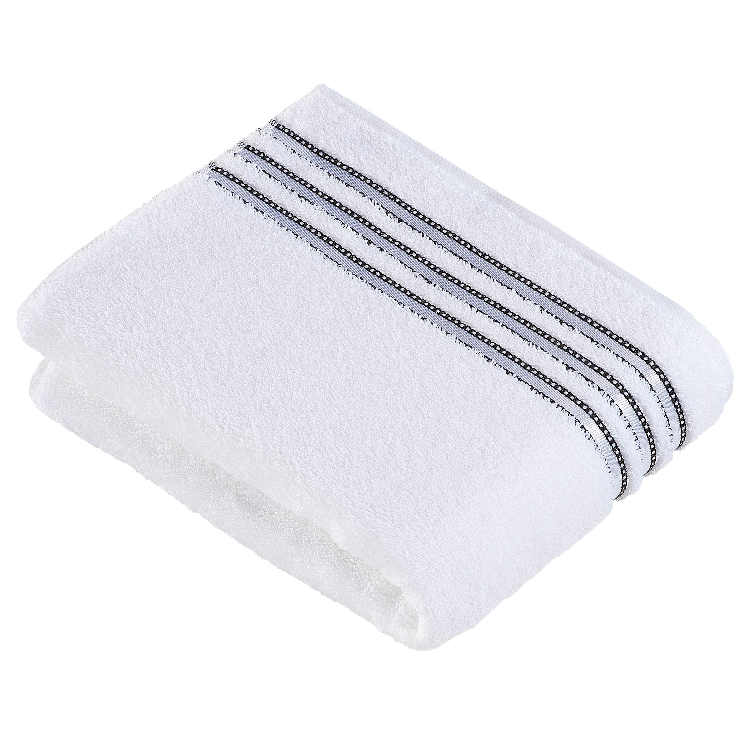 Cult de lux white towel range