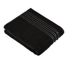 Cult de Luxe bath towel range Black