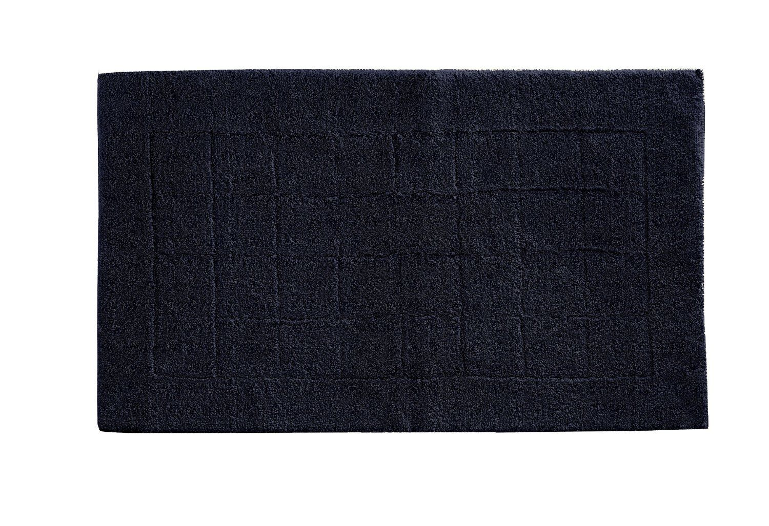 Exclusive bath mat range in night
