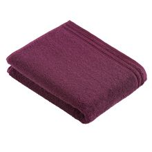 Calypso Feel Grape bath towel range