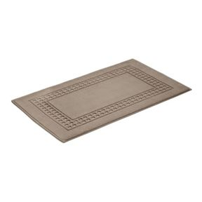 Vossen Country style bath mat range timber