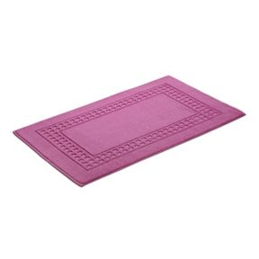 Vossen Country style bath mat range orchid