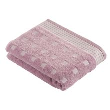 Country towel range in lavender