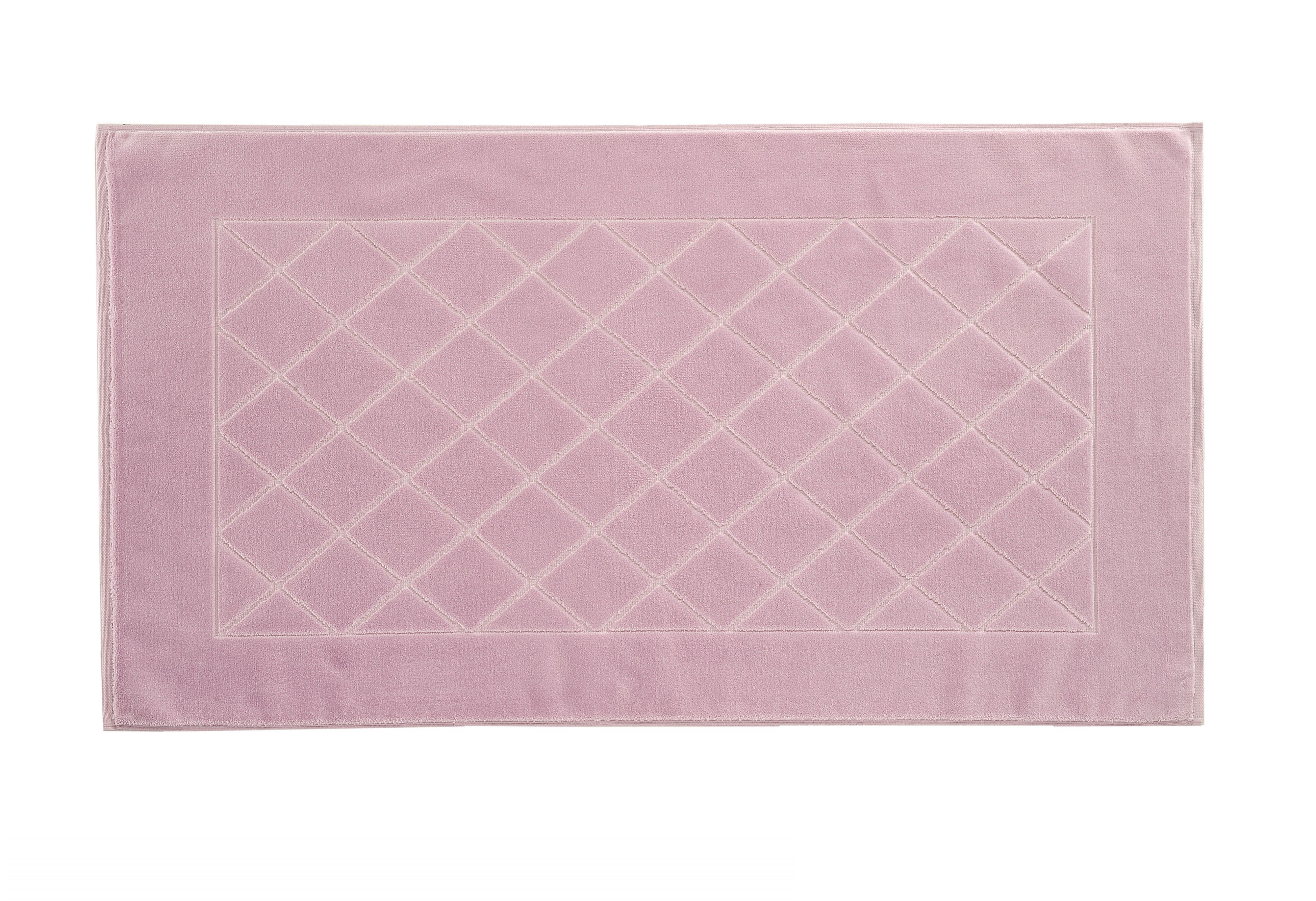Dreams bath mat range in lavender