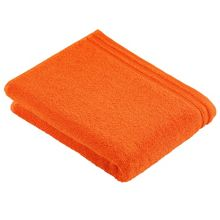 Calypso Feeling Orange bath towel range