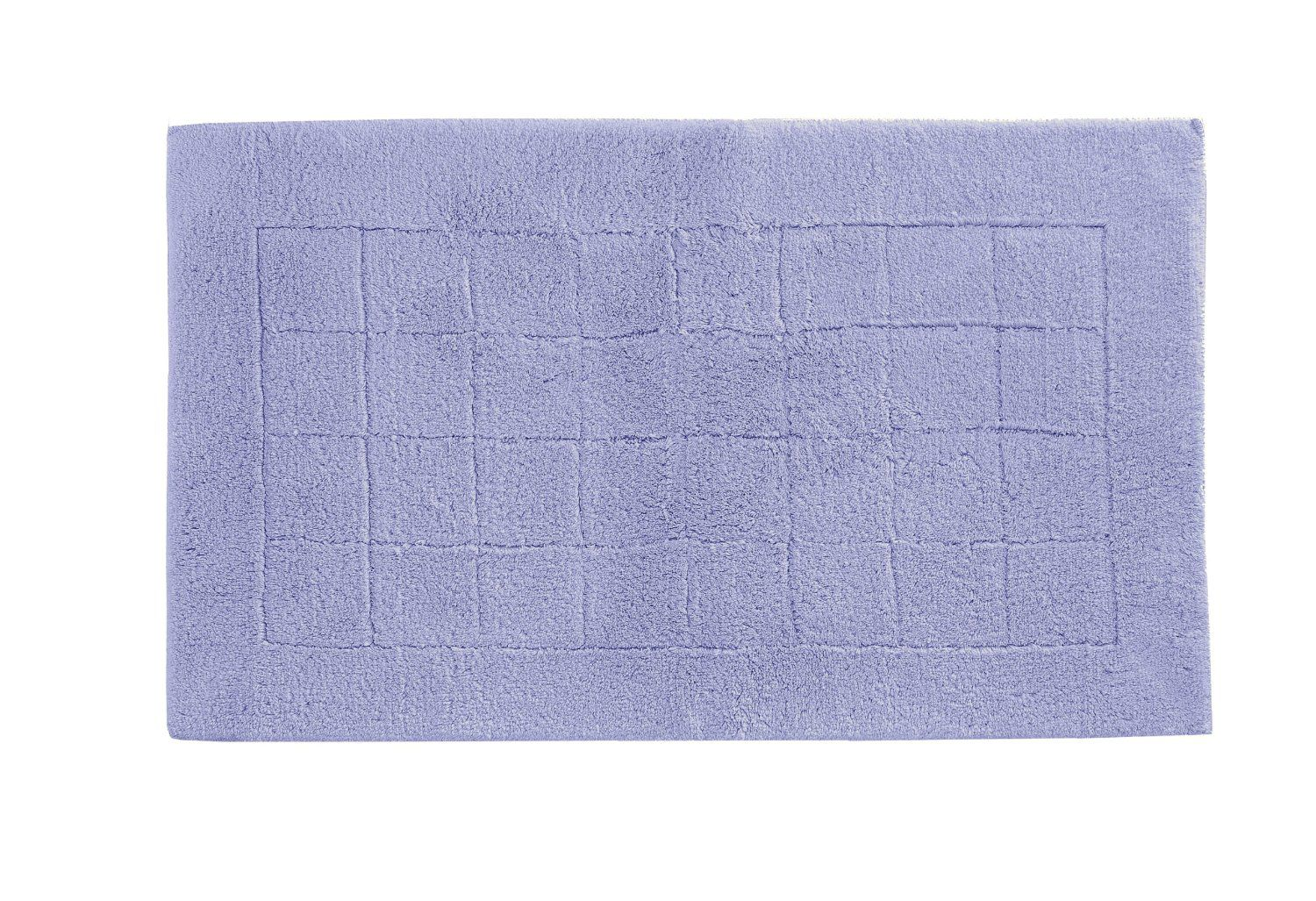 Exclusive bath mat range in bell flower