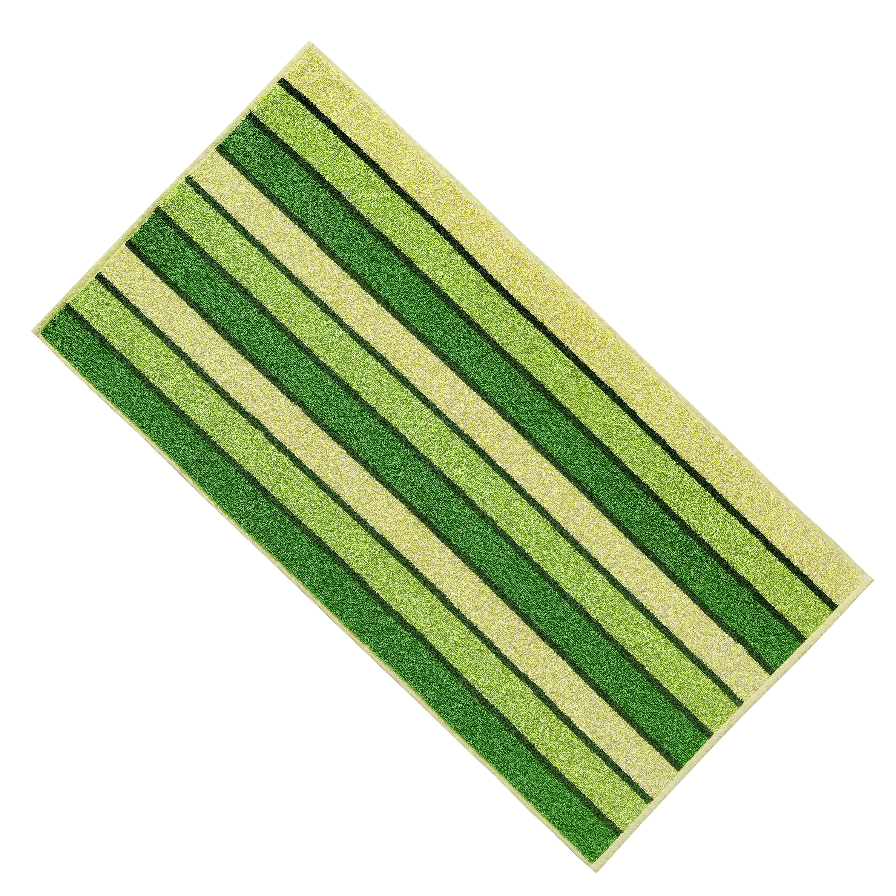 Calyspo sunshine meadow green towels