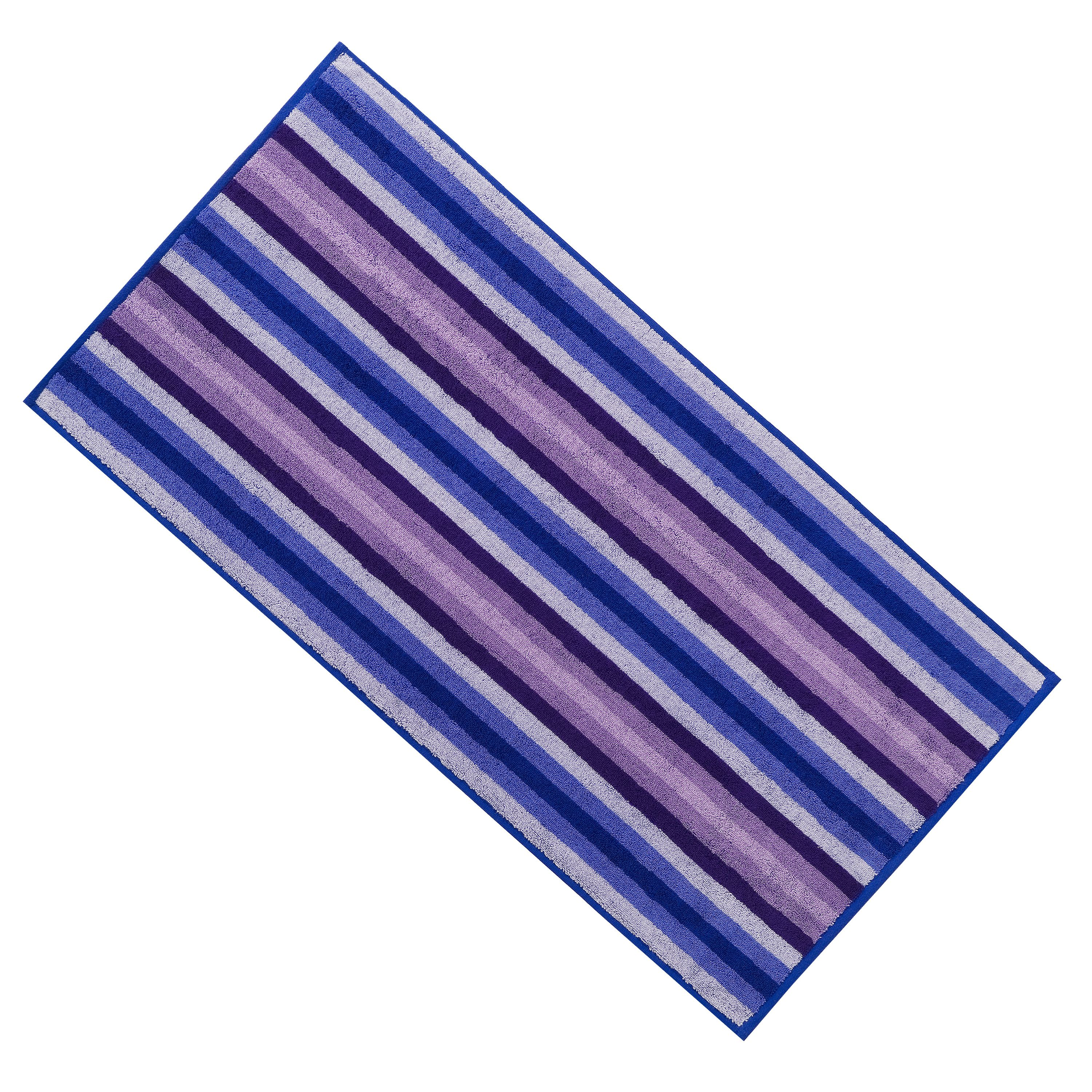 Calypso sunbeam reflex blue towels