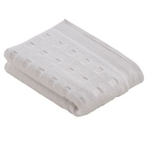 Vossen Country style  towels in white