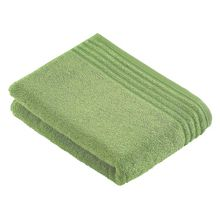Vienna style mid green towels